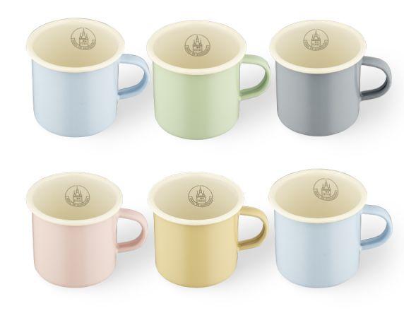 Set Color Căni 0,6L
